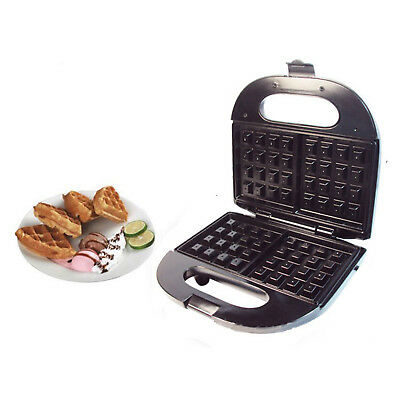 220V Electric Non-Stick Egg Waffle Maker Cake Oven Baker Bake Machine Tool Set