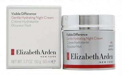 Elizabeth Arden Visible Difference Gentle Hydrating Night Cream - Women's. New
