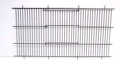 """Budgie Cage Fronts 12"""" x 24"""" In Quantities Of 1, 6 Or 12 Free Postage! NEW"""
