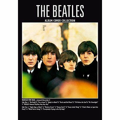 The Beatles For Sale Album Cover Postcard Fan Gift Idea Official Merchandise