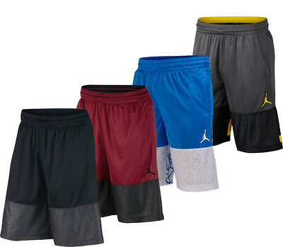 810aef940f50bb NEW NIKE JORDAN WINGS BLOCKOUT BASKETBALL SHORTS 831336 NEW -  33.71 ...