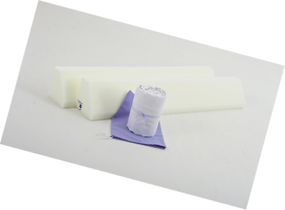 The Bed Bumper 100cm Twinpack Foam Child Bed Guard Rail + Extra Deep Fitted Shee
