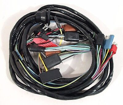 1965 Ford Mustang Headlight Wiring Harness from Firewall - with Warning Lights