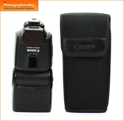 canon flash 430ex ii manual