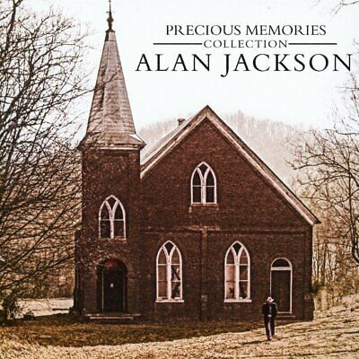 Alan Jackson Precious Memories Collection 2CD