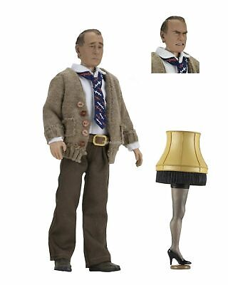 "A Christmas Story - 8"" Scale Clothed Action Figure – Old Man- NECA"