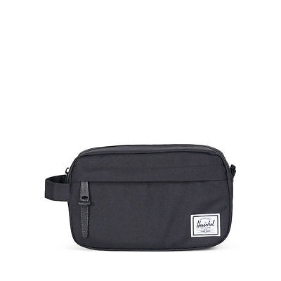 Herschel Supply Co. Chapter Travel Kit Carry On in Black NWT Free Shipping