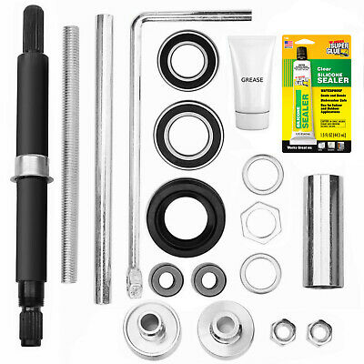 NEW Whirlpool Cabrio High Quality Bearing Kit and Tool W10435302 and W10447783