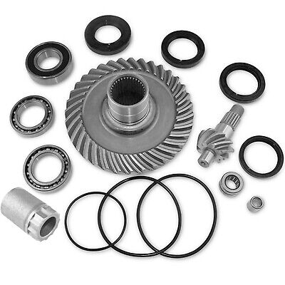 HONDA TRX300FW 4x4Fourtrax Rear Differential Ring&Pinion Gear +Bearing kit 88-00