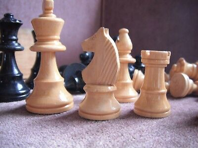 Chess Pieces Knight Turned Boxwood