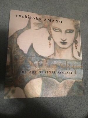 The Sky The Art Of Final Fantasy Art Book Collection