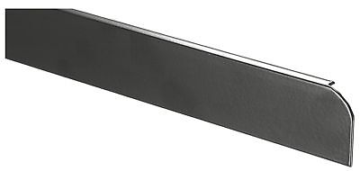 Profil aluminium de 28 mm Nordlinger - Finition bordure - Hauteur 28 mm