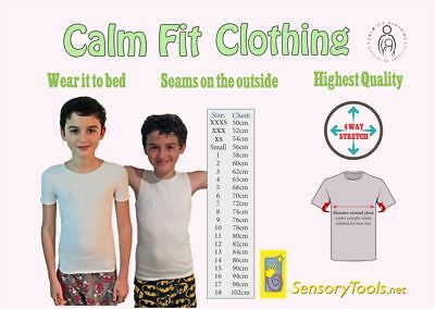 Calming Clothing-Calm Fit Singlet(For ASD,ADHD.Autism)