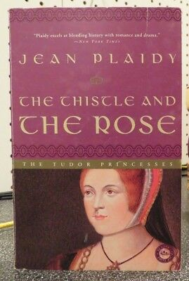 the rose without a thorn plaidy jean