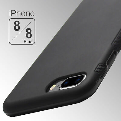 1.5mm Ultra Thin Soft TPU Jelly Matte Gel Back Skin Case Cover For iPhone X8 7 6