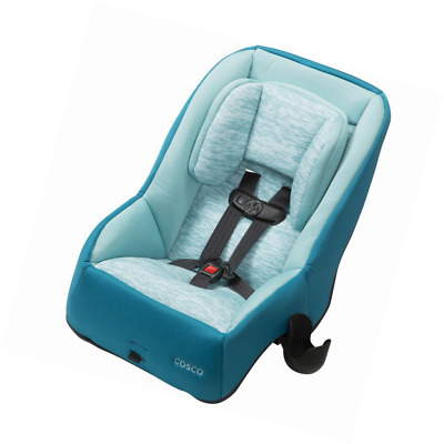 Cosco Mighty Fit DX Convertible Car Seat Heather Mist Teal