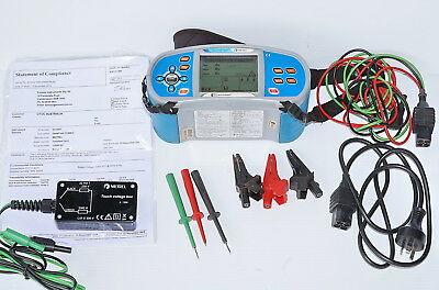 Metrel 3017 Instaltest Combo Electrical Installation PAT Tester *30-Day Warranty