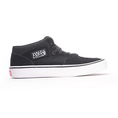 1433b96b8b VANS HALF CAB Pro (Black Black White) Men s Skate Shoes -  75.00 ...