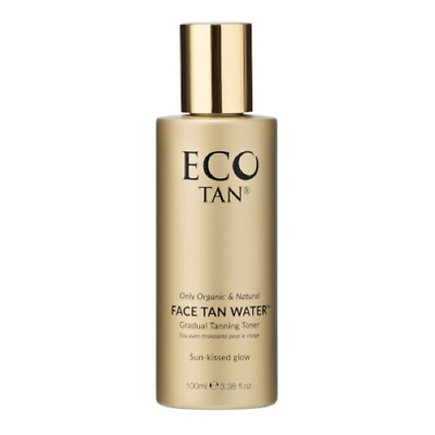 NEW Eco Tan Face Tan Water 100ml from Celcius Skin & Beauty