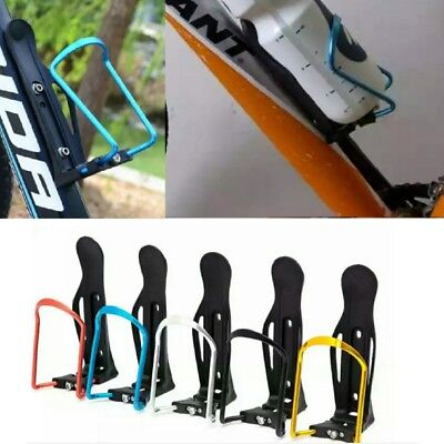 Bicycle Bike Water Bottle Holder Adjustable Outdoors Tools With Aluminium Alloy