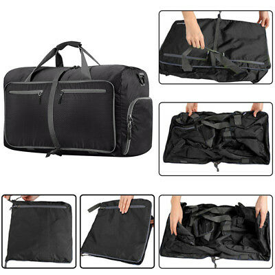 Large Nylon Carry on School Gym Travel Overnight Luggage Duffle Tote Bag Carbin