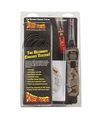 Power Probe PP319CAMO Limited Edition Power Probe III PP319FTC Circuit Tester