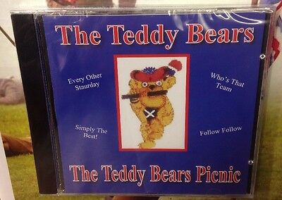 Glasgow Rangers F.c. / The Teddy Bear's Picnic / Vocal Cd / Ulster Souvenirs