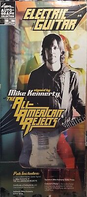 Mike Kennerty All American Rejects Lyon ELECTRIC GUITAR Limited Edition, Signed.