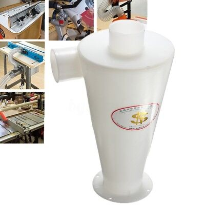 High Efficiency Plastic Cyclone Powder Dust Collector Filter For Vacuums Cleaner