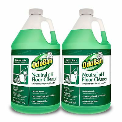 ODOBAN EARTH CHOICE Neutral pH Floor Cleaner (128 oz , 2 ct