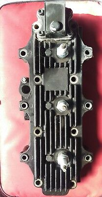 Mercury Force outboard 1992 70 75 90 HP 3 Cylinder Head 900-819857-C2 new plugs