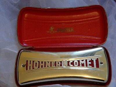 Harmonica Hohner Comet Double Sided Harmonica (Keys of C and G)