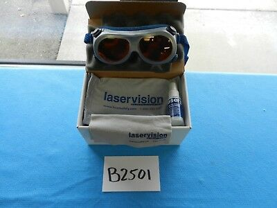 Laservision Surgical Greenlight Laser Safety Goggles