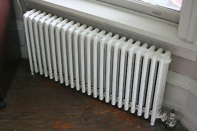 Used Cast Iron Radiators for Steam / Water Systems Hydronic Radiator 22 section