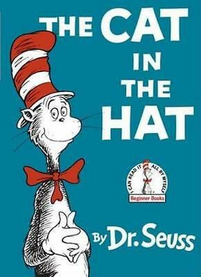 NEW The Cat in the Hat By Dr. Seuss Hardcover Free Shipping