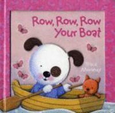 NEW Row Row Row Your Boat By Trace Moroney Hardcover Free Shipping