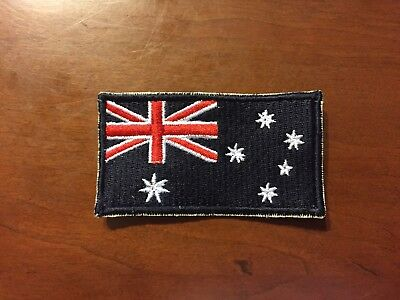 Australia Flag Embroidered Patch Australian Sew On National Emblem