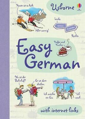 NEW Easy German By Fiona Chandler Paperback Free Shipping