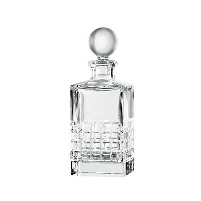 NEW Waterford Crystal London Square Decanter. Great Gift! Price Drop