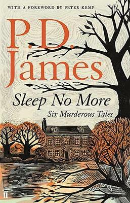 NEW Sleep No More By P. D. James Hardcover Free Shipping