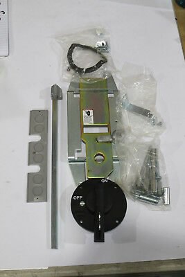 Siemens Crhojvd  Rotary Handle And Mechanism For Siemens Jd/ld Frame Cb