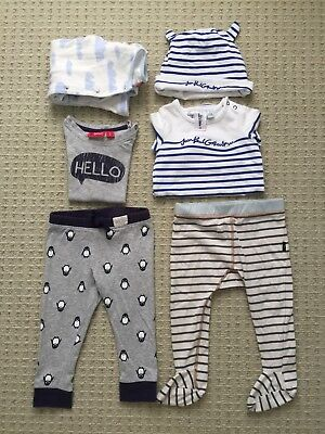 Fred Bare, Sprout, Jean Paul Gaultier - Baby Boy's Bundle Size 0.
