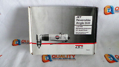 New Jet JSM-709R 3/8-Inch Pnuematic Right Angle Drill with Reverse