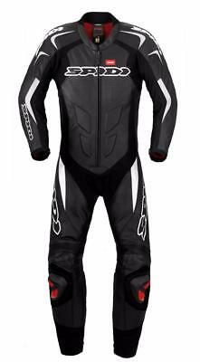 Spidi Leather Motorcycle 1 Piece Suit Super Sport Wind All Sizes