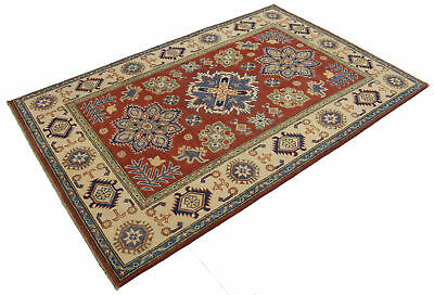 193x122 CM Tappeto AFGANISTAN Pakistan Carpet Tapis Teppich Alfombra Rug (Hand M