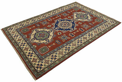 185x120 CM Tappeto AFGANISTAN Pakistan Carpet Tapis Teppich Alfombra Rug (Hand M