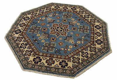 100x100 CM Tappeto AFGANISTAN Pakistan Carpet Tapis Teppich Alfombra Rug (Hand M