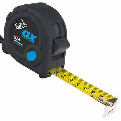 OX T020605 Trade Tape Measure 5m/16ft