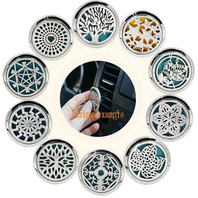 Hot Car Air Vent Freshener Essential Best Christmas Oil Diffuser Clips