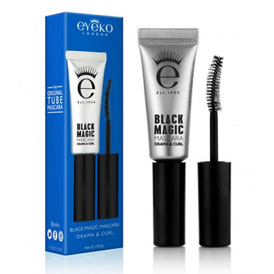 Eyeko Black Magic Mascara Drama & Curl - 4ml Travel Size BNIB